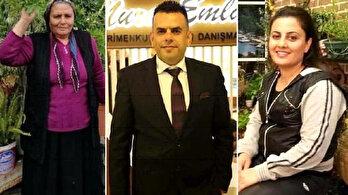 Aynı aileden 3 kişi koronavirüsten öldü