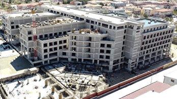 Erzincan 500 yataklı hastanesine kavuşuyor