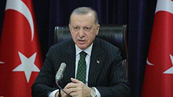 Erdoğandan Ramazan Bayramı mesajı