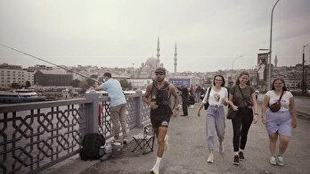 Çılgın Türk Almanyadan Türkiyeye koştu