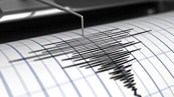 Denizlide 3.9 büyüklüğünde deprem