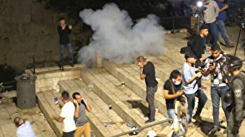 Israeli police injure at least 64 Palestinians in clashes