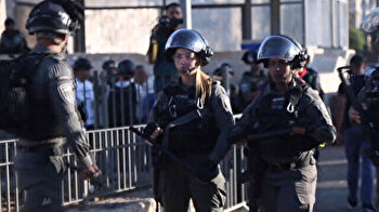 Israeli forces assault Palestinians protesting far-right Jews
