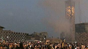 Iranians jubilant as they celebrate Ebrahim Raisi win in Tehran