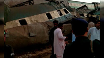Death toll from Pakistan train collision rises to 63