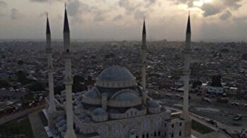 Turkish-built mosque in Ghana opens to worshippers