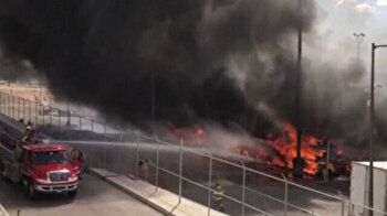 Explosion at auto factory in Mexico
