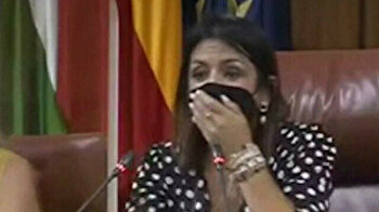 Rat causes havoc after sneaking into Andalusian parliament