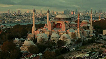 Erdogan marks 1st anniversary of reopening of Hagia Sophia Grand Mosque