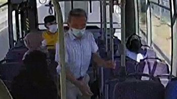 Bus driver rushes passenger to hospital after woman faints in Turkey