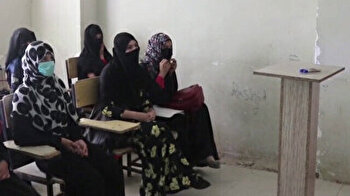 Defiant Afghan girls attend English course in Taliban-controlled Kandahar