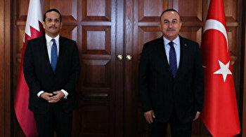 Turkish, Qatari foreign ministers meet in Ankara
