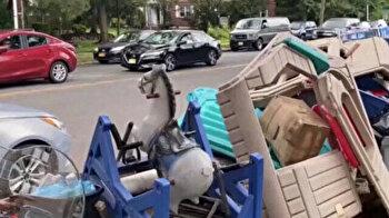 Hurricane Ida survivors complain of federal aid delays in New York