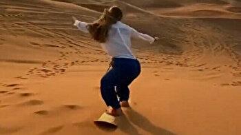 Sandboarding: An incredible experience for adrenaline junkies in Dubai