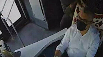 Heroic bus driver rushes passenger suffering cardiac arrest to hospital in Turkey