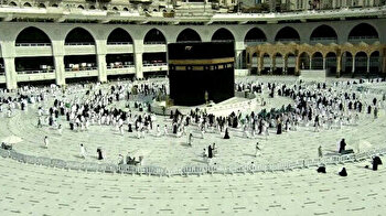 Footage from holy Kaaba as Mecca starts normalization process