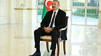 Azerbaijan's Aliyev can't hold back tears as he describes visit to liberated Karabakh