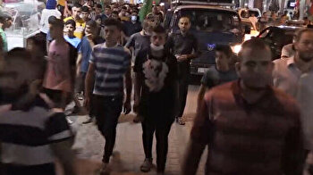 Palestinians take to street in Gaza to support prisoners in Israeli jails amid abuse
