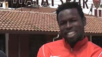 Turkish cuisine: Senegalese football player praises special dessert 'Künefe'