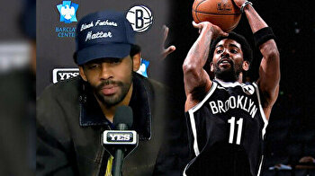 Brooklyn Nets star guard Kyrie Irving speaks out on embracing Islam, fasting during Ramadan