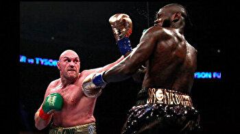 Wilder retains WBC heavyweight title after showdown with Fury ends in split decision draw