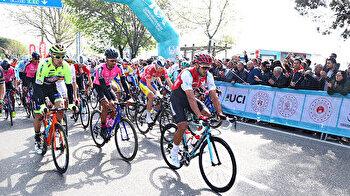 Second stage of Tour of Turkey kicks off in Tekirdağ