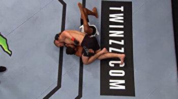 MMA champ Khabib Nurmagomedov knocks out US opponent Michael Johnson
