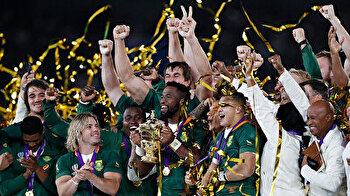 Rugby: Powerpacked South Africa dominate ragged England to win third World Cup