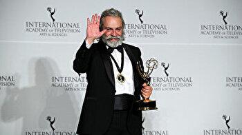 Turkish actor Haluk Bilginer wins Emmy