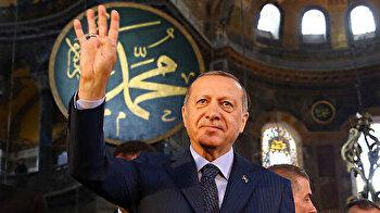 Erdoğan preserves Ottoman Sultan Mehmed's legacy as Hagia Sophia reverts to mosque