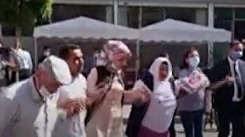 شاهد عائلة تركية ترقص فرحًا بعودة ابنها المختطف من قبل بي كا كا الإرهابية