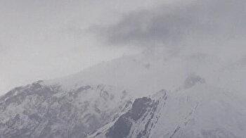 تركيا.. ثلوج الشتاء الأولى تكسو قمم أرزينجان