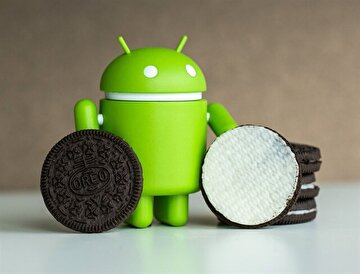 Android'in yeni sürümü 8.0 Oreo'nun bu yıl 3. çeyrek itibarıyla yayınlanması bekleniyor.