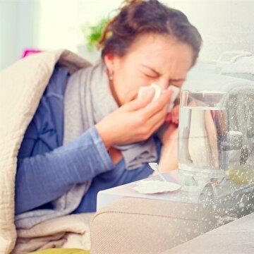 Kış hastalıkları havaların soğumasıyla çocuk,genç, yaşlı demeden herkesi etkisi altına alıyor.