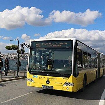 İstanbul'daki bazı otobüs hatlarının uzunlukları dikkat çekiyor.