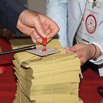 Arşiv/Oy zarfları