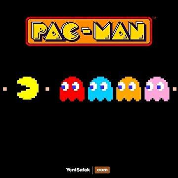 pac-man-tarihe-gecti