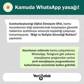 kamu-calisanlarina-whatsapp-yasaklandi