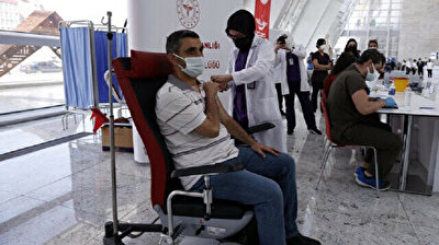 Turkey has administered nearly 104.9M vaccine jabs to date