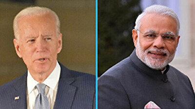 Biden hosts India's Modi ahead of Quad Leaders Summit