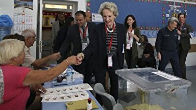 Turkish polls going on smoothly: Independent observer