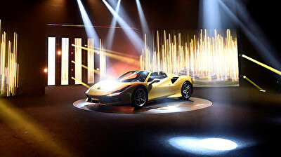 Ferrari mixes sport with power in new Spider and GTS models