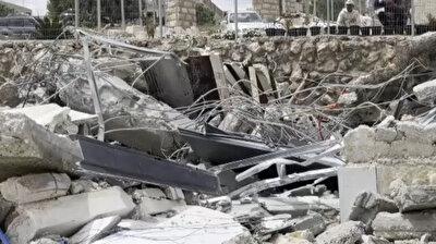 Israel tears down Palestinian home in West Bank