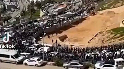 Thousands of Palestinians march to al-Aqsa Mosque as resistance gains momentum