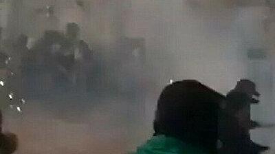 Israeli forces fire rubber bullets, stun grenades at Muslims in al-Aqsa