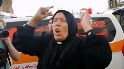 We sacrifice our blood for Jerusalem, cries bereaved mother of Palestinian martyr in Gaza