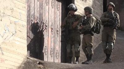 Israeli army raids Palestinian town in West Bank