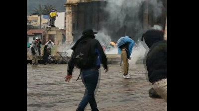 Tensions mount in Colombian protests, killing at least 24