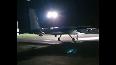 Turkey's cutting-edge Akıncı drone successfully completes high altitude test