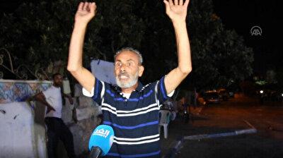 Fight erupts between Israeli settlers and Palestinians in Jerusalem's Sheikh Jarrah neighborhood
